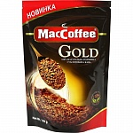 "Кофе ""MacCoffee"" ""GOLD"" нат. раств. сублимир., д/пак 75г*12"